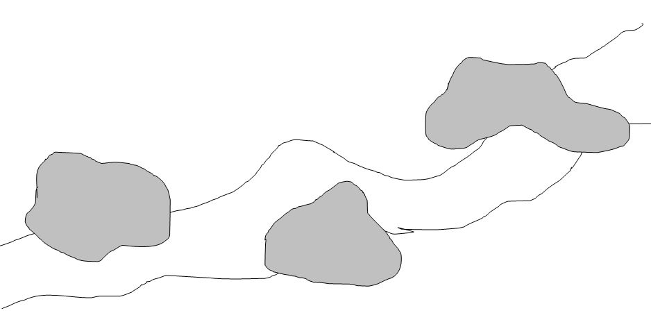 Stolpersteine sind Hindernisse auf deinem Lernweg