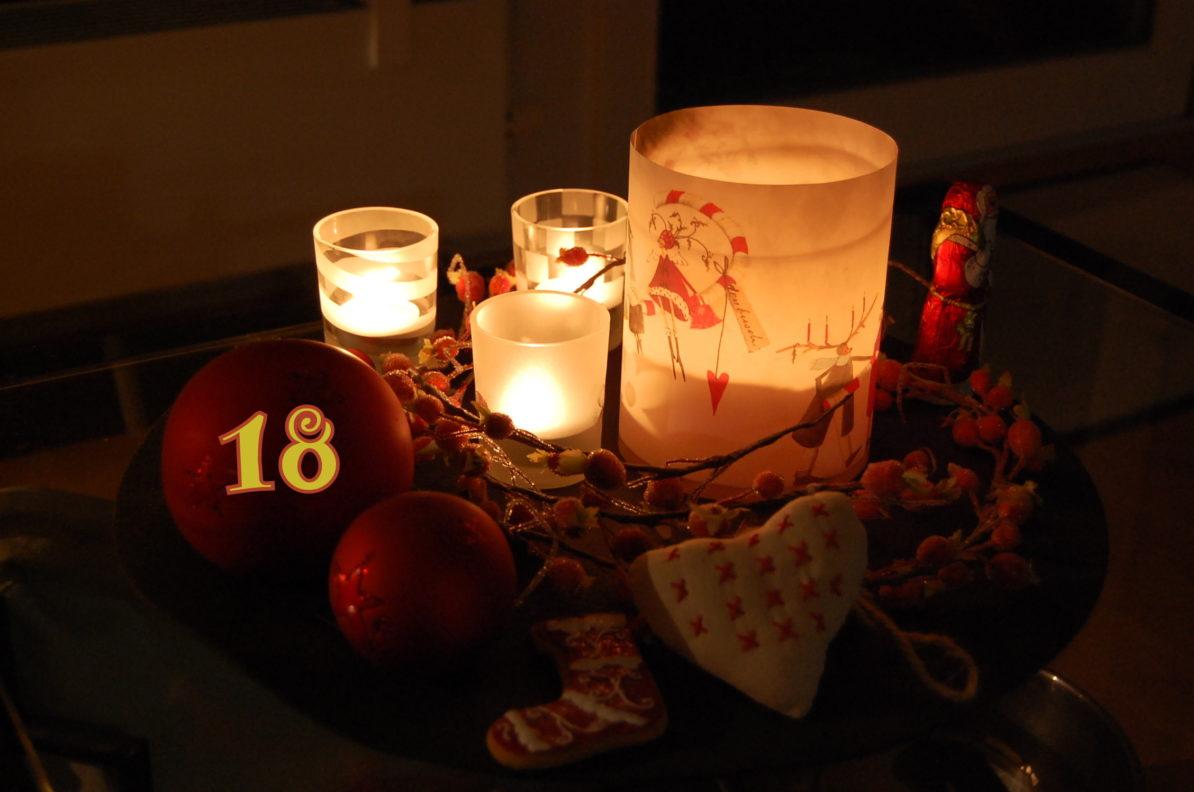18. Dezember - Adventskalender