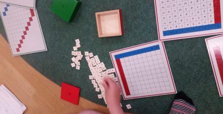 nach Montessori lernen, statt Lernen lernen